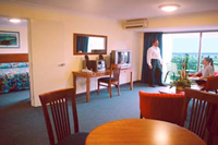Deluxe Suite at Airlie Beach Hotel